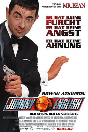 憨豆特工 Johnny English(2003)