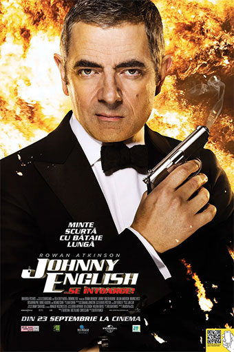 憨豆特工2 Johnny English Reborn(2011)