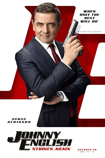 憨豆特工3 Johnny English Strikes Again(2018)