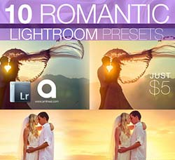 Lightroom情人节色调预设:10 Valentines Day Lightroom Preset