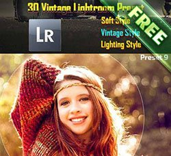 LR预设:30 Vintage Lightroom Preset