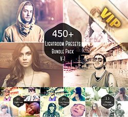 Lightroom预设:309 All Lightroom Presets Bundle