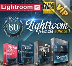 LR预设:80 Lightroom Presets Bundle